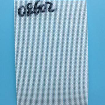 Polyester liner screen cloth with blue color