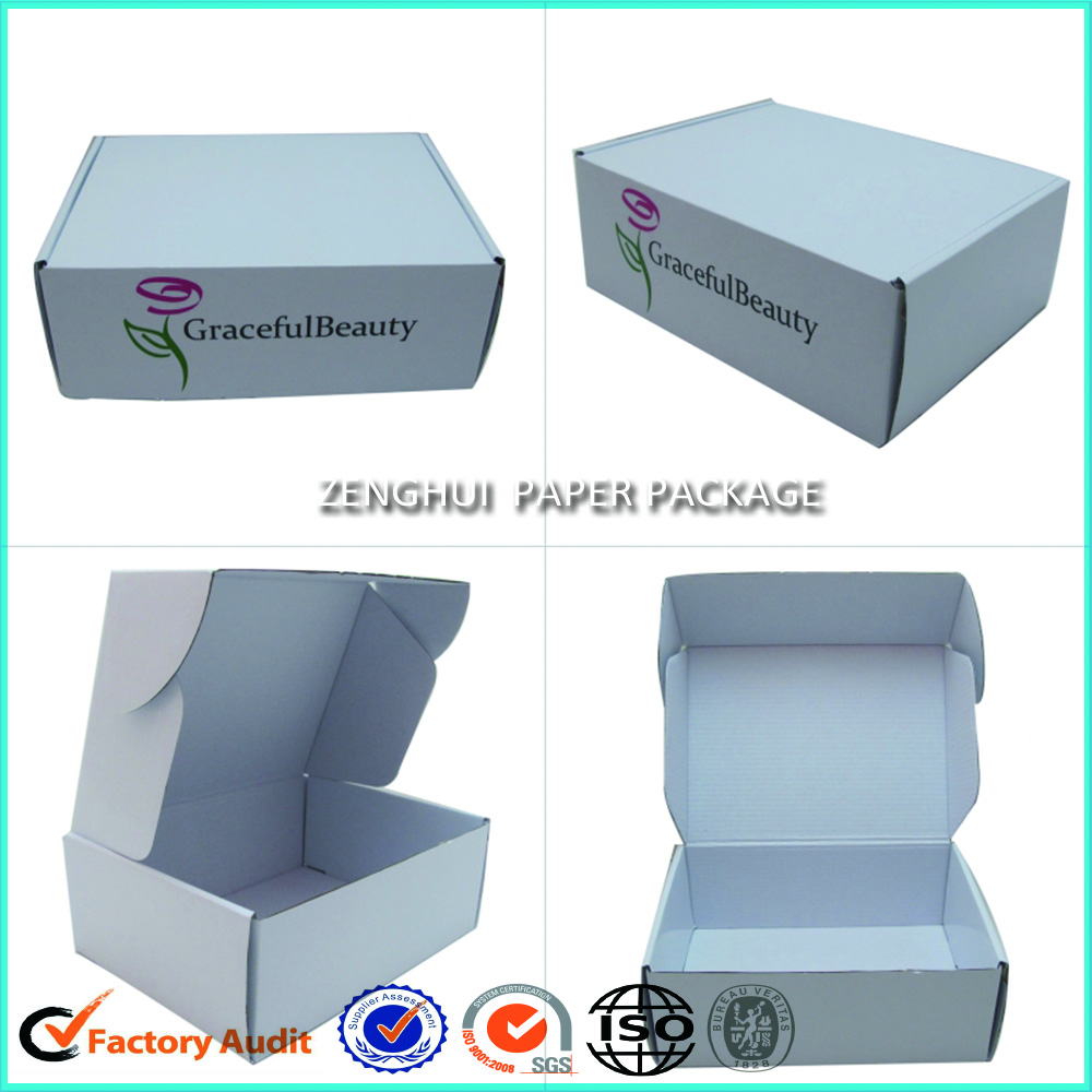 Corrugated Cardbard Paper Carton Box