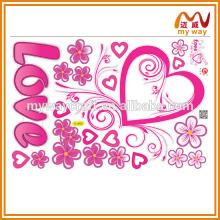 the new decoration sticker of removable wall stickers