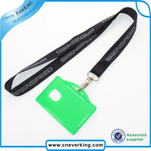 Hot Selling Printing Logo ID Card Holder Lanyard
