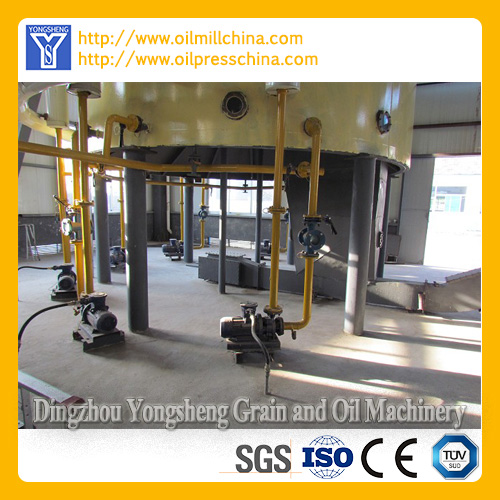 Sunflower Seeds Solvent Extraction Turnkey Project