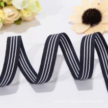 Оптовые черные полосатые ленты, полиэфирная лента