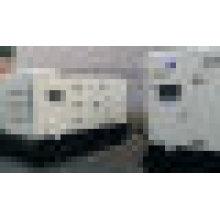 CUMMINS генератор 100kw 125kVA Тепловозное Молчком сень genset Шумозащитные