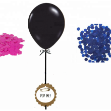 Gender Reveal Balloon Sets Decoration For Boys Girls Baby
