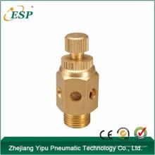 filtro de exaustão de ar de znjiang esp brass besn