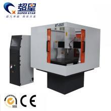 Petite machine de gravure CNC en métal informatisée