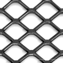 Malla de metal expandida de fábrica de elevadas o planas
