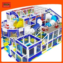 Used Kids Indoor Playground Equipment for Preschool