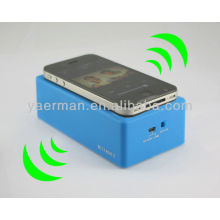 Mini altavoces portátiles, teléfonos móviles altavoces externos