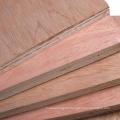 18 mm bintangor veneer double face poplar core commercial plywoo