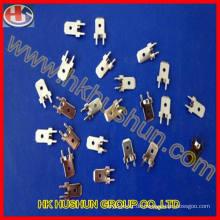6.3 mit einem Positionier-Leiterplatteneinsatz 250 Klemme (HS-LT-003)