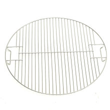 Roast Meat Round Stainless Steel Wire Barbecue Net