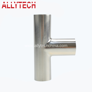 Customized Easy Assembly Tee Fittings