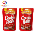 Custom Laminate Material Stand Up Pouch Cashew Nuts