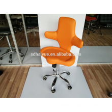 2017 most hot sale office chair with unique design colorful leather option and very comfortable