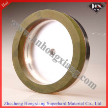 150*10*10 Resin Diamond Grinding Cup Wheel for Glass