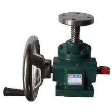 Hand wheel manual screw jacks for sale