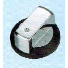 Botão do forno plástico, gás fogão botão