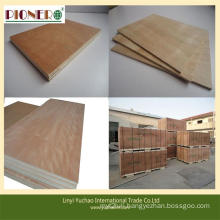 Poplar Core Commercial Plywood for Furnitue (1220mm*2440mm)