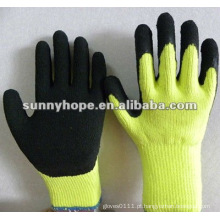 Heavy Themrmal Lined Latex Foam Palm Coated Gloves