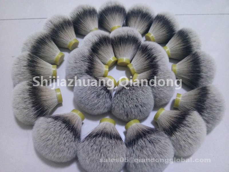 Factory Supply Silvertip Badger Hair Knot
