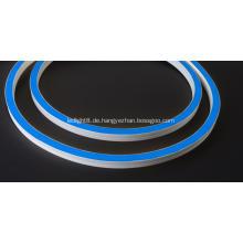 Evenstrip IP68 Dotless 1416 Blue Side Bend Led Streifen Licht