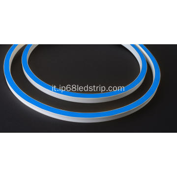 Evenstrip IP68 Dotless 1416 Lato laterale blu Led Strip Light