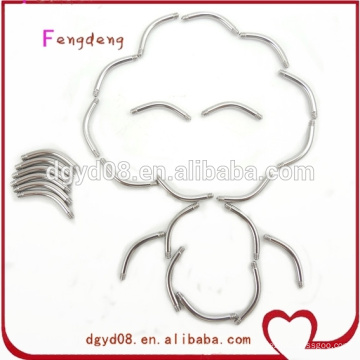 Stainless steel body piercing jewelry bar banana bar with lower price