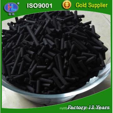 Carvão activado para purificação de adsorção de gás venenoso