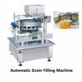 Máquina de llenado de la máquina de envasado de cereales chinos de frijoles completamente automática