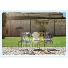 Прозрачный стул La Belle Epoque для домашнего кресла Belle (YC-P32-1)