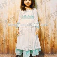 JannyBB latest designs cotton toddler dresses