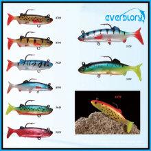 Todos os tipos de isca para pesca de chumbo Isca macia