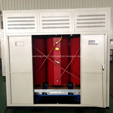 Transformateur de type sec moulé en résine 3150KVA 11 / 0.415KV