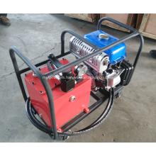 Máquina prensadora de mangueras hidráulicas