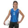 Healong Discount Full Dye Sublimation Volleyball Uniforms