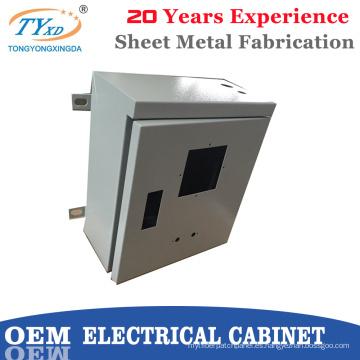cajas de paneles eléctricos al aire libre