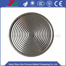 Tantalum diaphragm for gas regulator from factory