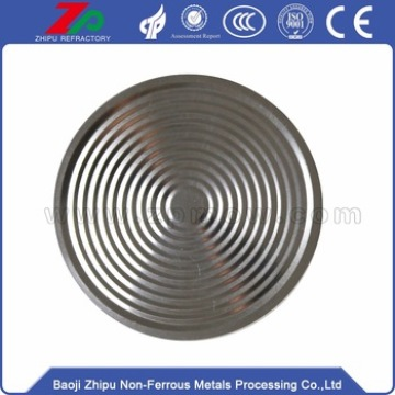 Hot sale high purity diaphragm tantalum berkualiti tinggi