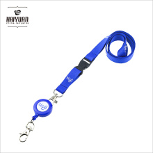 Custom Retractable Neck Lanyard with Badge Reel ID Card Holder