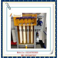 Müllverbrennungsanlage Alkali Free Fiberglas Filtertasche mit expandiertem PTFE