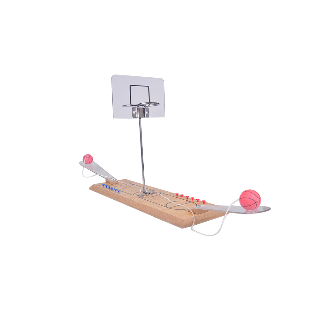 Juego Basketball Wooden 2 Sides