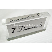 Acrylic Embedment with Seamless Hot-pressing Skill