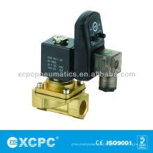 PU220 Serie 2/2 Magnetventil (Direktantrieb Typ)