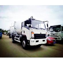 4*2 6CBM Sinotruk HOWO mixer truck / HOWO cement truck /Howo concrete truck / Mixer transit truck /Cement truck / Mixing truck