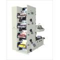 Máquina de Impressão Flexográfica de Quatro Cores