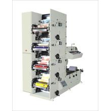 Vier Farben Flexo Druckmaschine