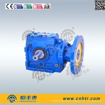 Foot Mounted Mining Reducer Combined with Magnetic Separator