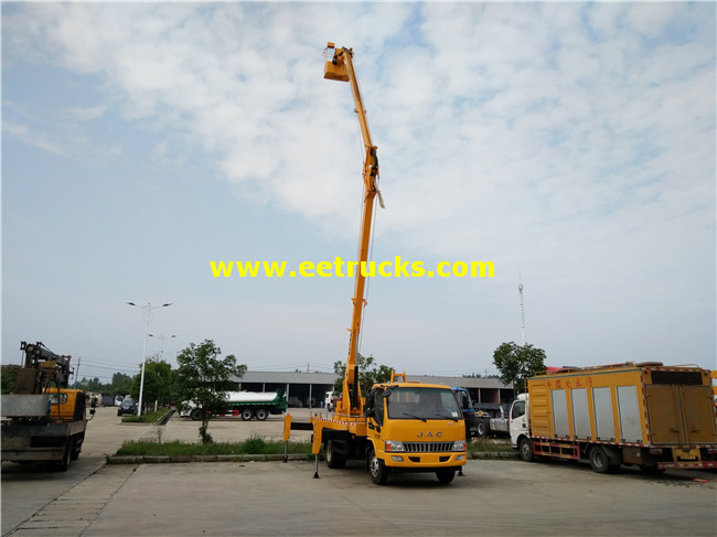 10m Truck mounted Aerial Platforms