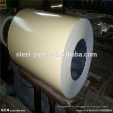 Liaocheng JBC Mill hx220yd z100mb bobina de aço galvanizado